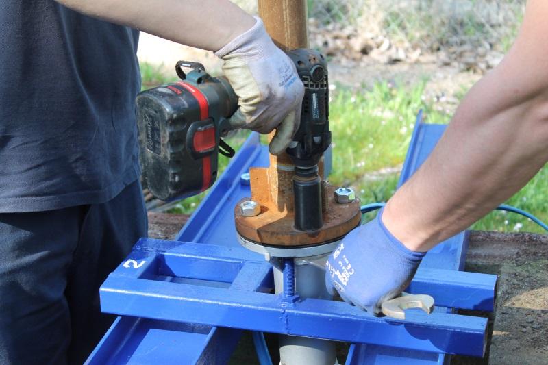 Suministro instalaci n y reparaci n de bombas de sondeos - Bombas de agua para pozos ...